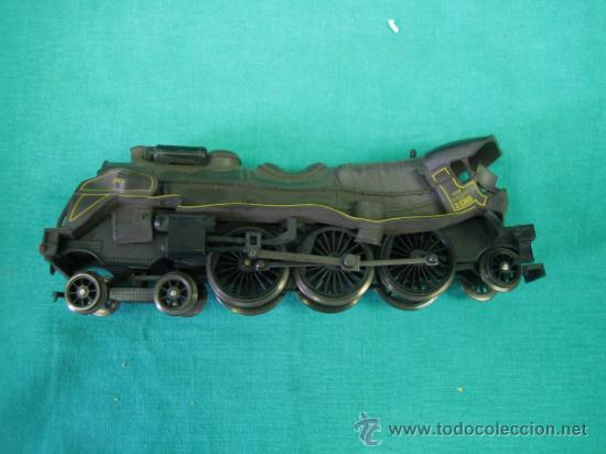 Trenes Escala: Tren Vapor Express 735800 de Jovef made in France. Escala HO. Esta deformado por la temperatura - Foto 31 - 36310232