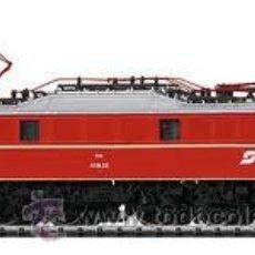 Trenes Escala: TRIX ESCALA H0 1/87 REF 22683 SERIE 1018 JAFFA OBB AUSTRIACA DIGITAL DCC SONIDO EPOCA V SOUND NUEVA. Lote 36721288
