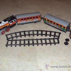 Trenes Escala: TREN LOCOMOTORA VIRGINIA EXPRESS DE PAYA. Lote 36746223