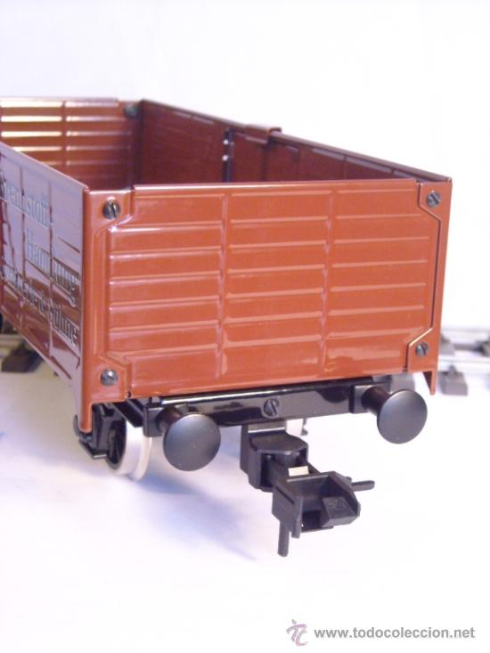 Trenes Escala: Marklin escala 1 1:32 maxi ref 5482 vagón mercancias abierto Brennstoff-Handlung spur1 100% Metal - Foto 5 - 37734292
