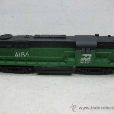 Trenes Escala: RSO - LOCOMOTORA DIESEL 4186 CON CORRIENTE CONTINUA BURLINGTON NORTHERN - ESCALA H0. Lote 170854695