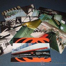Trenes Escala: LOTE METRO DE BILBAO - ¡¡¡ENVÍO GRATIS!!!. Lote 38014937