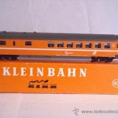 Trenes Escala: KLEINBAHN REF 3981 PARA ALTERNA AC ESCALA H0 1/87 VAGON RESTAURANTE DE LA ÖBB. Lote 38041647