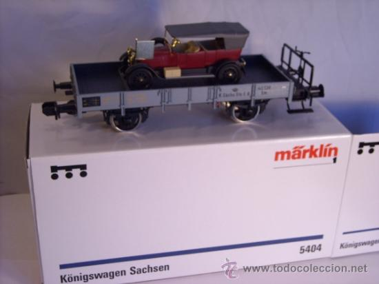 Trenes Escala: Marklin digital escala 1 1:32 set 5523 Kaiserzug locomotora G8.1 sonido ref 5508 spur1 Nuevo - Foto 16 - 38061324