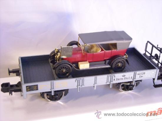 Trenes Escala: Marklin digital escala 1 1:32 set 5523 Kaiserzug locomotora G8.1 sonido ref 5508 spur1 Nuevo - Foto 17 - 38061324