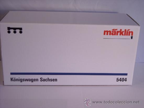Trenes Escala: Marklin digital escala 1 1:32 set 5523 Kaiserzug locomotora G8.1 sonido ref 5508 spur1 Nuevo - Foto 18 - 38061324
