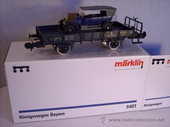 Trenes Escala: Marklin digital escala 1 1:32 set 5523 Kaiserzug locomotora G8.1 sonido ref 5508 spur1 Nuevo - Foto 21 - 38061324