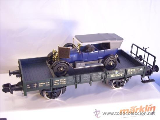 Trenes Escala: Marklin digital escala 1 1:32 set 5523 Kaiserzug locomotora G8.1 sonido ref 5508 spur1 Nuevo - Foto 22 - 38061324