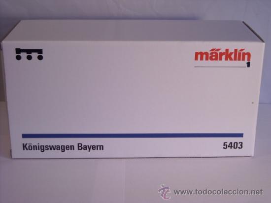 Trenes Escala: Marklin digital escala 1 1:32 set 5523 Kaiserzug locomotora G8.1 sonido ref 5508 spur1 Nuevo - Foto 23 - 38061324