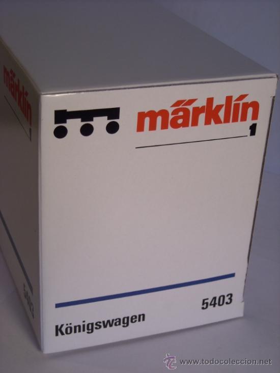 Trenes Escala: Marklin digital escala 1 1:32 set 5523 Kaiserzug locomotora G8.1 sonido ref 5508 spur1 Nuevo - Foto 24 - 38061324