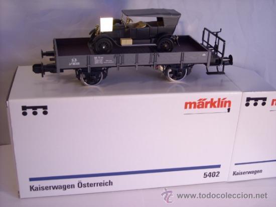 Trenes Escala: Marklin digital escala 1 1:32 set 5523 Kaiserzug locomotora G8.1 sonido ref 5508 spur1 Nuevo - Foto 26 - 38061324