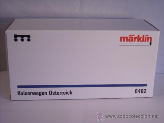 Trenes Escala: Marklin digital escala 1 1:32 set 5523 Kaiserzug locomotora G8.1 sonido ref 5508 spur1 Nuevo - Foto 28 - 38061324