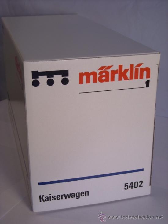 Trenes Escala: Marklin digital escala 1 1:32 set 5523 Kaiserzug locomotora G8.1 sonido ref 5508 spur1 Nuevo - Foto 29 - 38061324