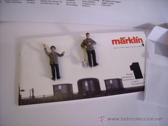 Trenes Escala: Marklin digital escala 1 1:32 set 5523 Kaiserzug locomotora G8.1 sonido ref 5508 spur1 Nuevo - Foto 6 - 38061324
