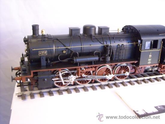 Trenes Escala: Marklin digital escala 1 1:32 set 5523 Kaiserzug locomotora G8.1 sonido ref 5508 spur1 Nuevo - Foto 11 - 38061324