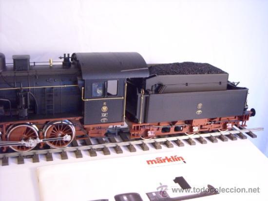 Trenes Escala: Marklin digital escala 1 1:32 set 5523 Kaiserzug locomotora G8.1 sonido ref 5508 spur1 Nuevo - Foto 12 - 38061324