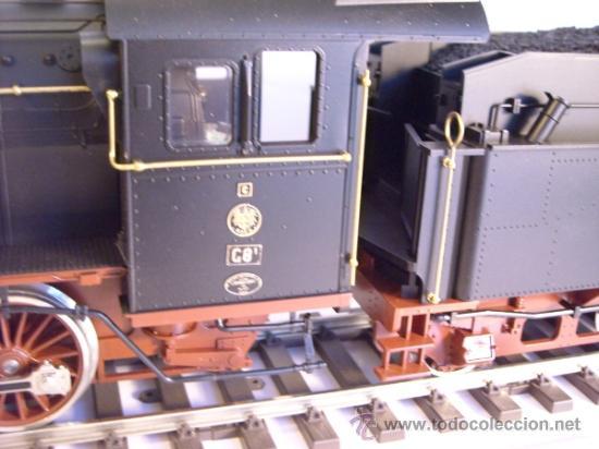 Trenes Escala: Marklin digital escala 1 1:32 set 5523 Kaiserzug locomotora G8.1 sonido ref 5508 spur1 Nuevo - Foto 13 - 38061324