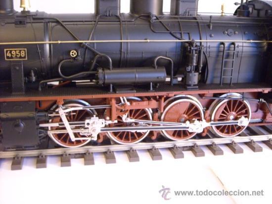 Trenes Escala: Marklin digital escala 1 1:32 set 5523 Kaiserzug locomotora G8.1 sonido ref 5508 spur1 Nuevo - Foto 14 - 38061324