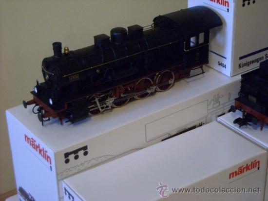 Trenes Escala: Marklin digital escala 1 1:32 set 5523 Kaiserzug locomotora G8.1 sonido ref 5508 spur1 Nuevo - Foto 2 - 38061324