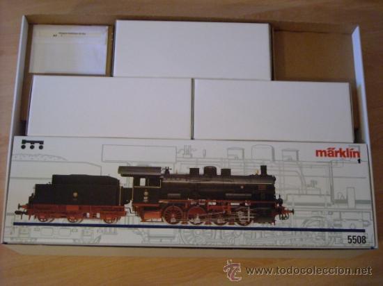 Trenes Escala: Marklin digital escala 1 1:32 set 5523 Kaiserzug locomotora G8.1 sonido ref 5508 spur1 Nuevo - Foto 30 - 38061324