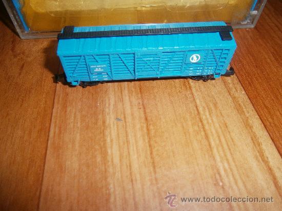 Trenes Escala: VAGON TREN ESCALA H0 - Foto 2 - 38198215