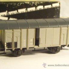 Trenes Escala: PIKO ESCALA H0 1:87 VAGON MERCANCIAS CERRADO 45174 DE LA SBB-CFF. Lote 153722753
