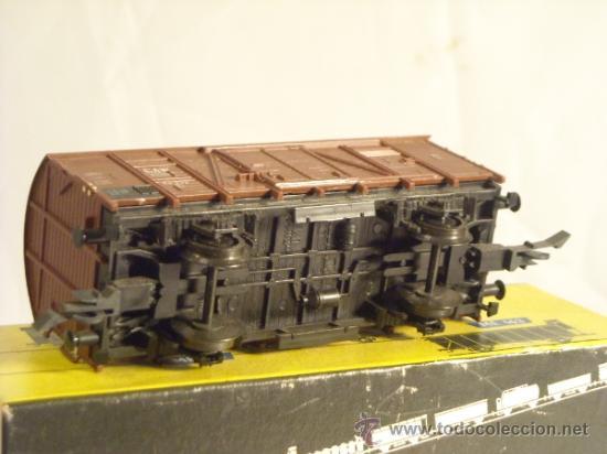 Trenes Escala: piko escala H0 1:87 vagon mercancias cerrado 44332 Bulgaria - Foto 2 - 194548557