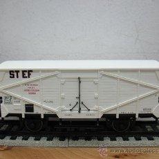 Trenes Escala: HERIS 15041 VAGON CERRADO DE LA SNCF EP III -STEF -ESCALA HO-. Lote 38608129