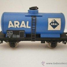 Trenes Escala: VAGON CISTERNA ARAL DE JOUEF, HO. SNCF.. Lote 38769276