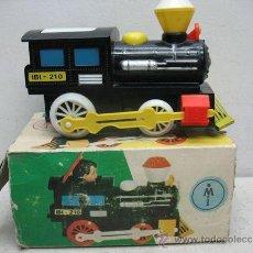 Trenes Escala: MI-REF: 210-LOCOMOTORA . Lote 38852244