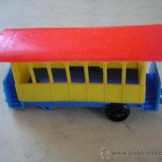 Trenes Escala: VAGON PARA TREN PROCEDENTE DE CACHARRERIA - 11.5 CM. DE LARGO. Lote 38912751