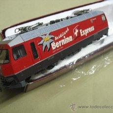 Trenes Escala: LOCOMOTORA ELECTRICA BEMO H0M. Lote 38971487