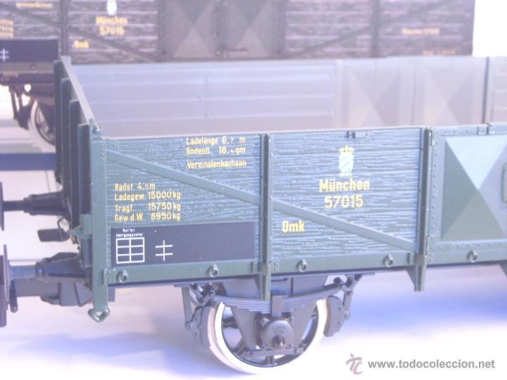 Trenes Escala: Marklin escala 1 1:32 ref 5858 vagón mercancias garita guardafrenos Epoca 1 spur1 Nuevo - Foto 3 - 39512791