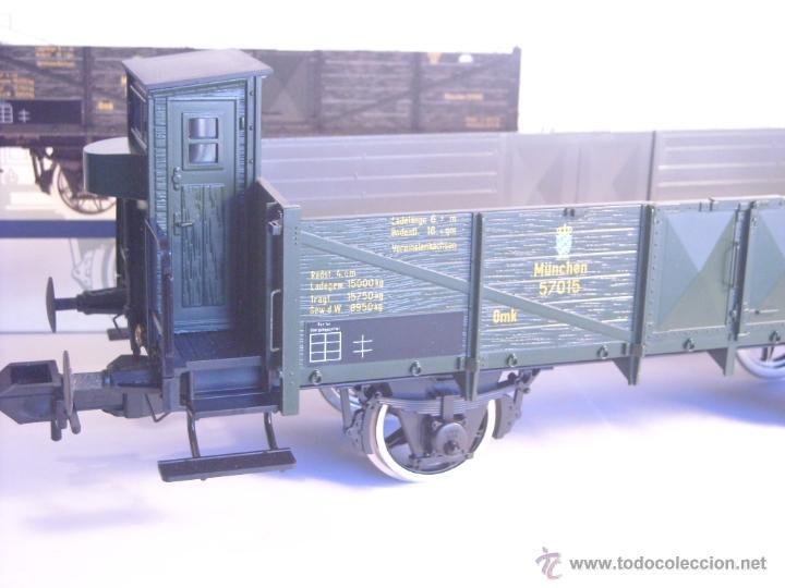 Trenes Escala: Marklin escala 1 1:32 ref 5858 vagón mercancias garita guardafrenos Epoca 1 spur1 Nuevo - Foto 7 - 39512791