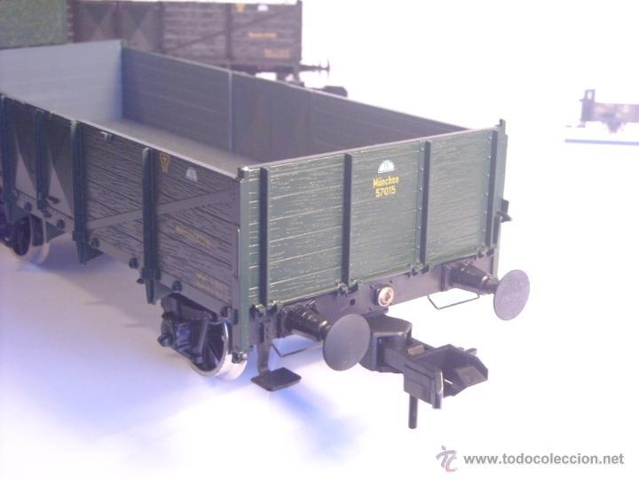 Trenes Escala: Marklin escala 1 1:32 ref 5858 vagón mercancias garita guardafrenos Epoca 1 spur1 Nuevo - Foto 9 - 39512791