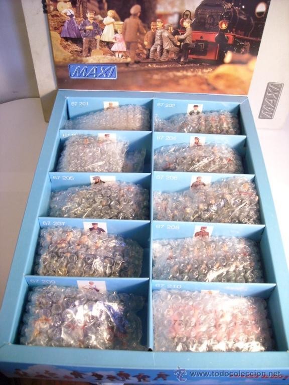 Trenes Escala: marklin escala 1 set de 10 figuras lote spur1 nuevas - Foto 4 - 39588920