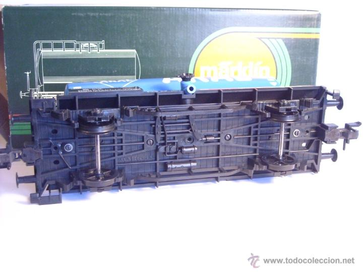 Trenes Escala: Marklin escala 1 1:32 ref 5867 vagon cisterna Aral de la DB spur1 - Foto 11 - 39629764