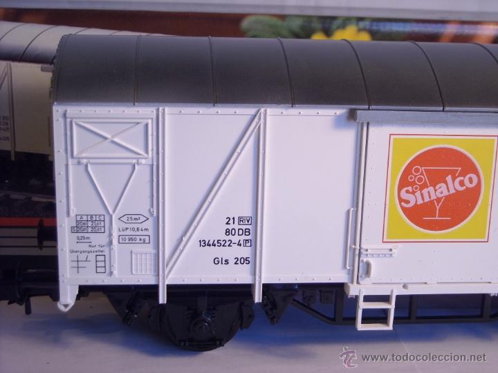 Trenes Escala: Marklin escala 1 1:32 ref 5879 vagón mercancias Sinalco de la DB spur1 - Foto 3 - 39630006