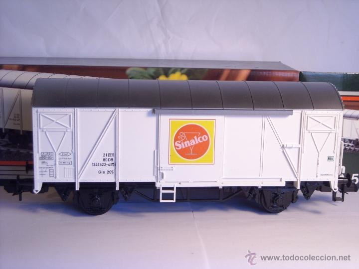 Trenes Escala: Marklin escala 1 1:32 ref 5879 vagón mercancias Sinalco de la DB spur1 - Foto 6 - 39630006