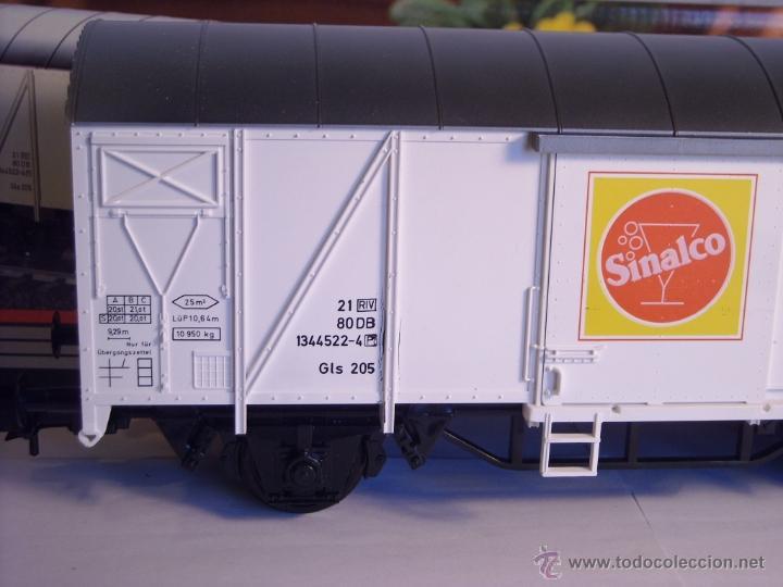 Trenes Escala: Marklin escala 1 1:32 ref 5879 vagón mercancias Sinalco de la DB spur1 - Foto 7 - 39630006