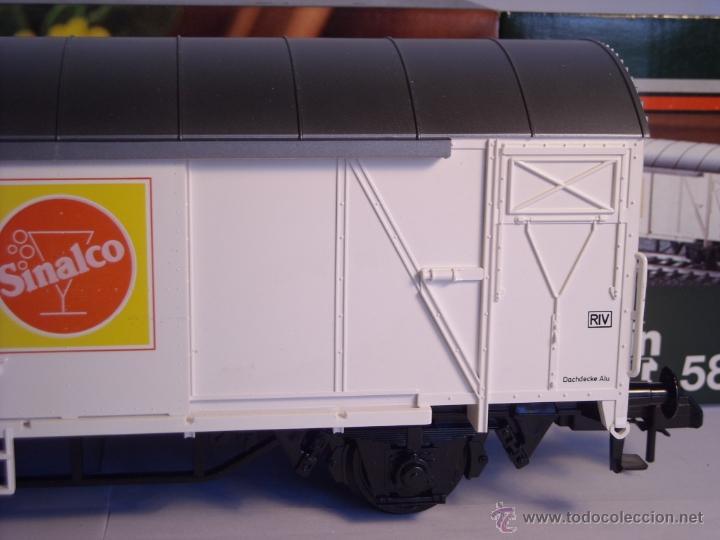 Trenes Escala: Marklin escala 1 1:32 ref 5879 vagón mercancias Sinalco de la DB spur1 - Foto 8 - 39630006