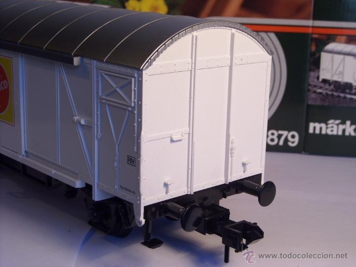 Trenes Escala: Marklin escala 1 1:32 ref 5879 vagón mercancias Sinalco de la DB spur1 - Foto 9 - 39630006