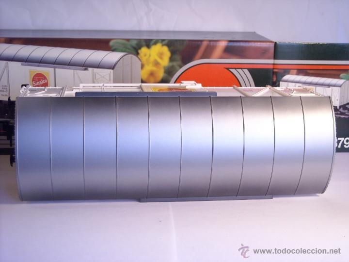Trenes Escala: Marklin escala 1 1:32 ref 5879 vagón mercancias Sinalco de la DB spur1 - Foto 10 - 39630006