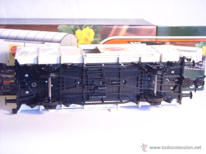 Trenes Escala: Marklin escala 1 1:32 ref 5879 vagón mercancias Sinalco de la DB spur1 - Foto 11 - 39630006