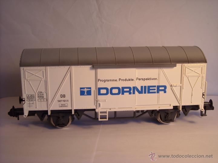Trenes Escala: Marklin escala 1 1:32 ref 5803 set dornier completo 4 vagones spur1 Nuevo - Foto 2 - 40960460