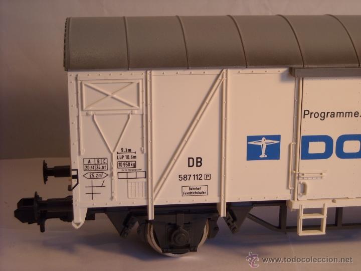 Trenes Escala: Marklin escala 1 1:32 ref 5803 set dornier completo 4 vagones spur1 Nuevo - Foto 3 - 40960460