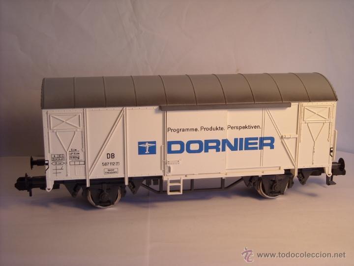 Trenes Escala: Marklin escala 1 1:32 ref 5803 set dornier completo 4 vagones spur1 Nuevo - Foto 6 - 40960460