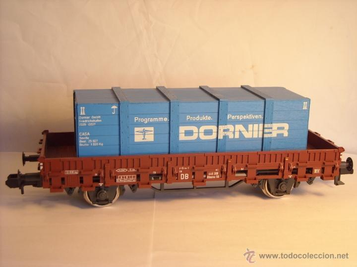 Trenes Escala: Marklin escala 1 1:32 ref 5803 set dornier completo 4 vagones spur1 Nuevo - Foto 10 - 40960460