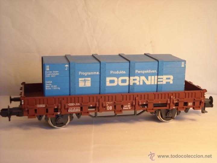 Trenes Escala: Marklin escala 1 1:32 ref 5803 set dornier completo 4 vagones spur1 Nuevo - Foto 12 - 40960460