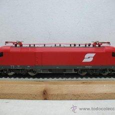 Trenes Escala: PIKO 57410 -LOCOMOTORA ELECTRICA 1016 TAURUS DE LA ÖBB.EPC V.ESC HO,DC,DIGITAL. Lote 40197620